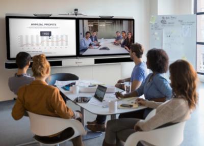 Videoconferencing op hoog niveau